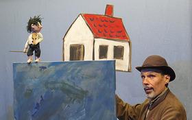 Bild: Josa mit der Zauberfidel - Fliegendes Theater