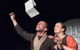 Bild: Die schon wieder - Hildegard von Bingen dinkelfrei - Ein biografischer Theaterabend