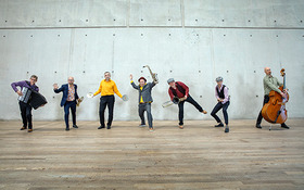 Bild: Amsterdam Klezmer Band