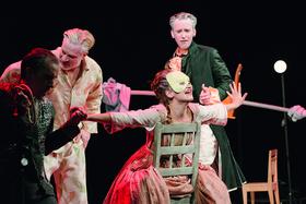 Bild: Das Gespenst von Canterville - Komische Oper in zwei Akten nach Oscar Wilde