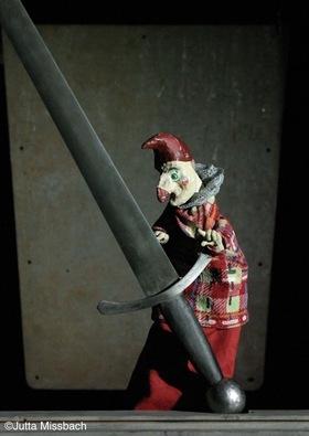Macbeth für Anfänger - Figurentheater - Eine Produktion der Thalia Kompagnons