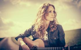 Bild: Suzan Baker & Dennis Lüddicke - acoustic live
