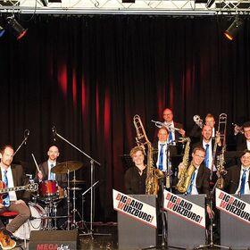 Bild: Big Band Würzburg - Big Band Würzburg meets Marko Lackner