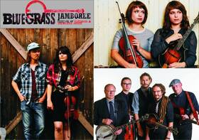 Bild: Bluegrass Jamboree - Festival of Bluegrass and Americana Music 2019 on Tour