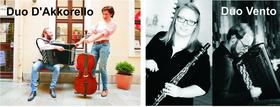 Bild: Trio CARACOL im Palais Zabeltitz - Tango, Klezmer und lateinamerikanische Musik