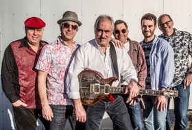 "Bild: Santana Classics + Marion La Marché & the ""Buried alive Blues Band"" - Sound of Woodstock"