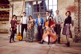 """Bild: Fun Tashlikh - Konzert mit der Klezmer-Band """"Yxalag"""""""