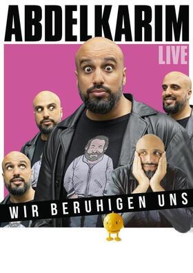 """ABDELKARIM - """"Neues Programm"""""""