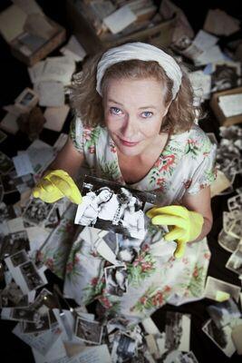 Bild: DIE DINGE MEINER ELTERN - Schauspiel von Gilla Cremer