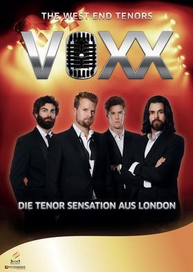 Bild: Voxx - The West End Tenors