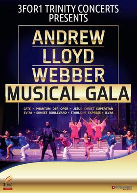 Bild: Andrew Lloyd Webber Musical Gala