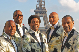 Bild: The Temptations - 60 Jahre Motown - Platinum Hits Tour 2019