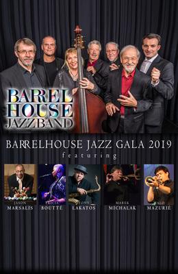 Bild: Barrelhouse Jazz Gala 2019