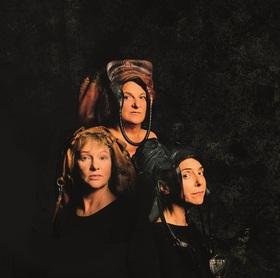 ALTE MÄDCHEN - Popkabarett - Pop-Kabarett mit Anna Bolk, Jutta Habicht & Sabine Urig