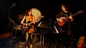Bild: Dave Bainbridge & Sally Minnear - An evening of IONA Music and more