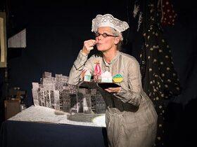 Bild: Ein Rentier sucht Weihnachten - Mit dem Figurentheater Vagabündel für Kinder ab 4 Jahren