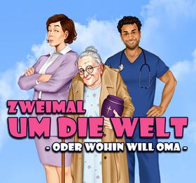 Bild: Zweimal um die Welt - Oder wohin will Oma? - First Stage Theater