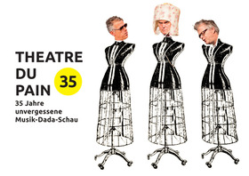 Bild: 35 Jahre im Dienst des Absurden - Theatre du Pain