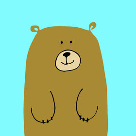 Bild: Der Bär, der nicht da war