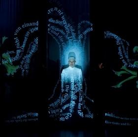 Bild: Hildegard von Bingen - Theaterlust