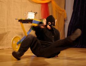 Der kleine Rabe Theobald - ***ausgewählt vom Land Schleswig-Holstein zum Kindertheater des Monats***