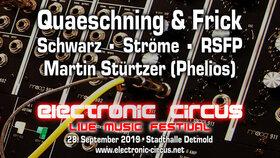 Bild: Electronic Circus - Edition No. 12