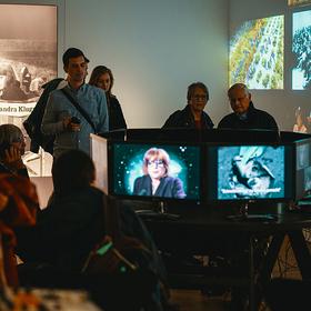 Bild: Ausstellungen sind ideale Werkstätten für Neues - Mathias Reitz Zausinger