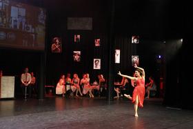 Bild: Aretha Franklin - Respect - Kasmet-Ballett-Company