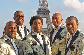 Bild: The Legend reunites - Motown Gold Tour 2019 - THE TEMPTATIONS REVIEW