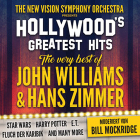 Bild: HOLLYWOOD´S GREATEST HITS: - THE VERY BEST OF JOHN WILLIAMS & HANS ZIMMER