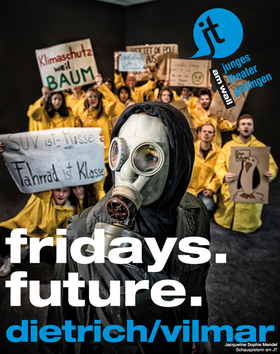 Bild: fridays.future. - Theatertag