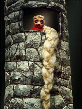 Bild: Rapunzel - Figurentheater Ute Kahmann