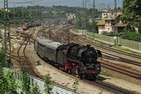 Bild: Eisenbahn Treuchtlingen
