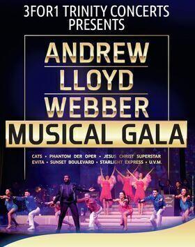 Bild: ANDREW LLOYD WEBBER MUSICAL-GALA