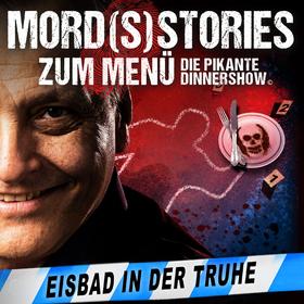Bild: MORD(S)STORIES ZUM MENÜ – DIE PIKANTE DINNERSHOW - Eisbad in der Truhe