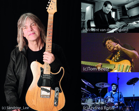 MIKE STERN & JEFF LORBER FUSION BAND feat. DENNIS CHAMBERS & JIMMY HASLIP