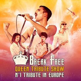 Bild: Break free - Queen Tribute