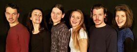 Bild: Der goldene Drache - Gastspiel der Schauspielschule Mainz