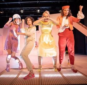 Bild: Pollesch wäre das nicht passiert - Hessisches Landestheater Marburg