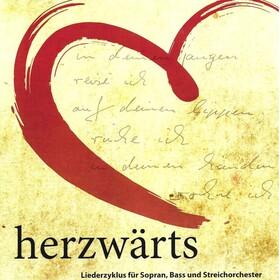 Bild: Herzwärts (Uraufführung) - Liebeslieder für Sopran, Bariton und Streichorchester - Leitung: Andreas Kleinert