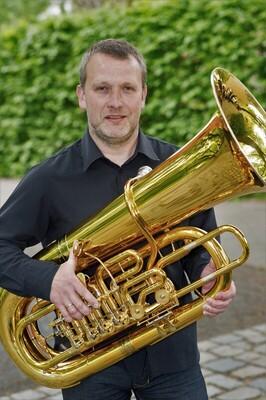 Bild: Transeuropean Express Paris - Moskau - Kammermusik für Tuba und Klavier im Palais Zabeltitz