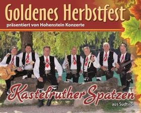 Bild: Kastelruther Spatzen: 5. Goldene Herbstfest