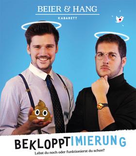 Bild: Beier & Hang: BEKLOPPTIMIERUNG - Lebst du noch oder funktionierst du schon?