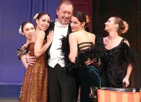Bild: Die Fledermaus - Operettentheater Salzburg