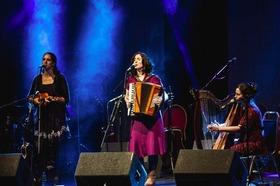 Bild: The Henry Girls - Bezaubernder Irish Americana Folk