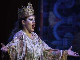 Bild: Nabucco – eine monumentale Inszenierung - mit Orchester, großem Chor & internationalen Solisten
