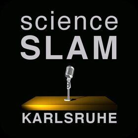 Bild: 27. Karlsruher Science Slam - Wissenschaft relativ einfach // Raus aus dem Hörsaal – rauf auf die Bühne!!!