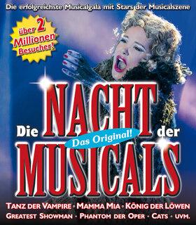 Bild: Die Nacht der Musicals - König der Löwen, Tanz der Vampire, Cats uvm.