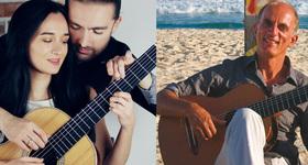 Bild: Duo Sempre & Ahmed El-Salamouny - 4. Braunschweiger Gitarrentage