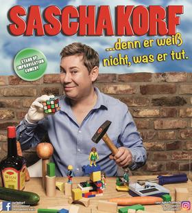 Sascha Korf -   ....denn er weiß nicht, was er tut